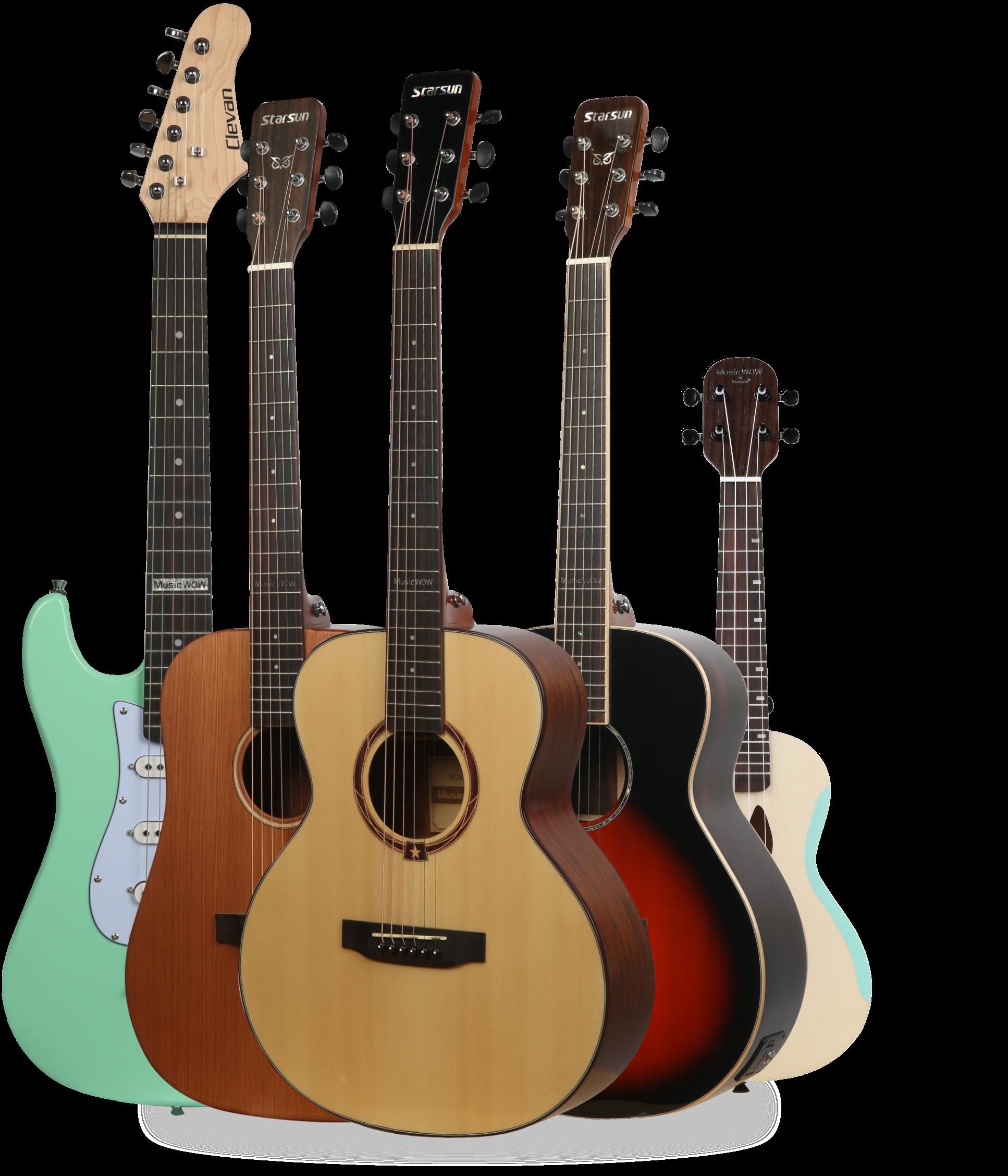 音乐窝乐器产品